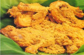 Resep Ayam Panggang Mantap